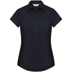 Kleidung Damen Hemden Russell 925F Marineblau