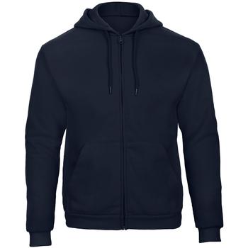 Kleidung Sweatshirts B And C ID.205 Marineblau