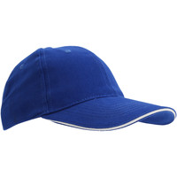 Accessoires Schirmmütze Sols Buffalo Königsblau/Weiß