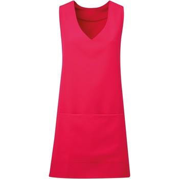Kleidung Damen Tops Premier Tunic Dunkles Pink