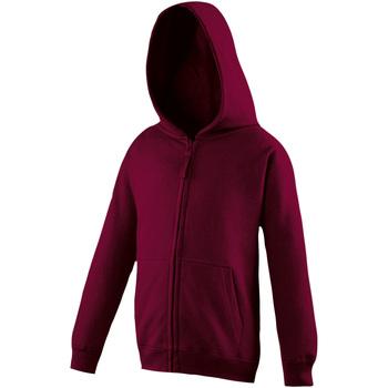 Kleidung Kinder Sweatshirts Awdis JH50J Burgunder