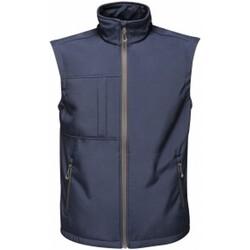 Kleidung Herren Strickjacken Regatta  Marineblau