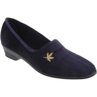 Schuhe Damen Hausschuhe Sleepers Andover Marineblau