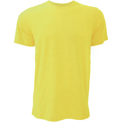 Kleidung Herren T-Shirts Bella + Canvas CA3001 Goldgelb meliert