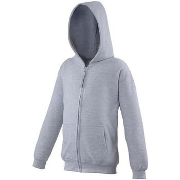 Kleidung Kinder Sweatshirts Awdis JH50J Grau meliert