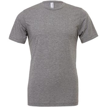 Kleidung Herren T-Shirts Bella + Canvas CA3413 Grau Triblend