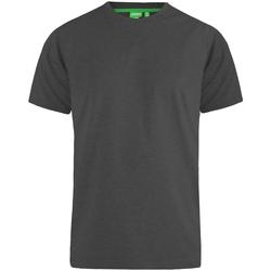 Kleidung Herren T-Shirts Duke  Anthrazit meliert