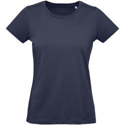 Kleidung Damen T-Shirts B And C Inspire Urbanes Marineblau