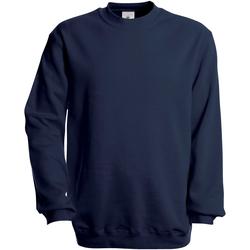 Kleidung Herren Sweatshirts B And C Modern Marineblau