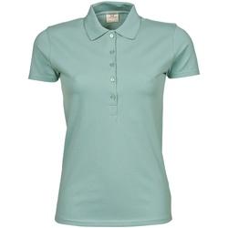 Kleidung Damen Polohemden Tee Jays TJ145 Grünton