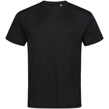 Kleidung Herren T-Shirts Stedman  Schwarz