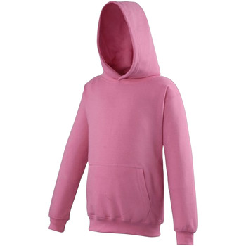Kleidung Kinder Sweatshirts Awdis JH01J Pink