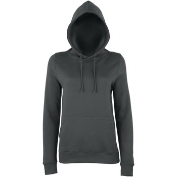 Kleidung Damen Sweatshirts Awdis Girlie Graphit