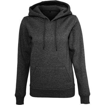 Kleidung Damen Sweatshirts Build Your Brand BY026 Schwarz