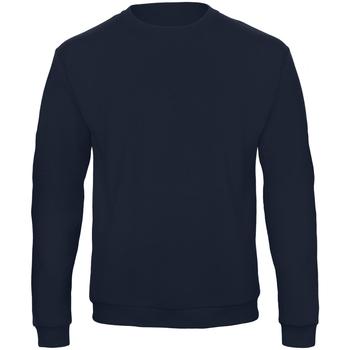 Kleidung Sweatshirts B And C ID. 202 Marineblau