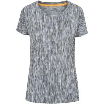 Kleidung Damen T-Shirts Trespass Daffney Grau meliert