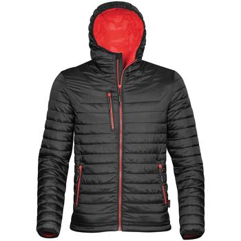 Kleidung Herren Daunenjacken Stormtech Gravity Schwarz/Rot