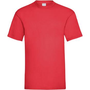 Kleidung Herren T-Shirts Universal Textiles 61036 Hellrot
