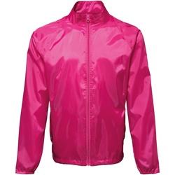 Kleidung Herren Windjacken 2786 TS010 Dunkles Pink
