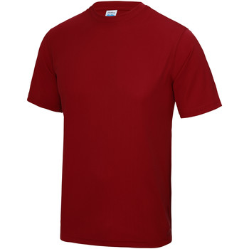 Kleidung Kinder T-Shirts Awdis JC01J Feuerrot