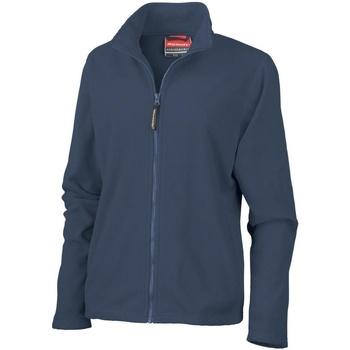 Kleidung Damen Jacken Result Femme Marineblau
