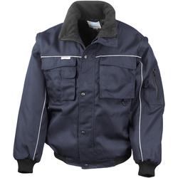 Kleidung Herren Jacken Result R71X Marineblau/Marineblau