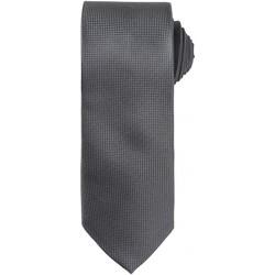 Kleidung Herren Krawatte und Accessoires Premier PR780 Dunkelgrau