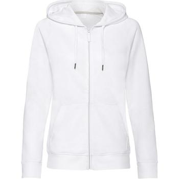 Kleidung Damen Sweatshirts Russell J284F Weiß