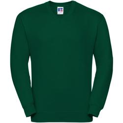 Kleidung Sweatshirts Russell 272M Flaschengrün