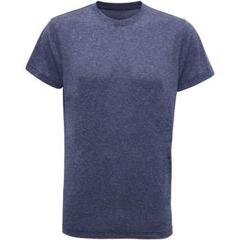 Kleidung Herren T-Shirts Tridri TR010 Blau meliert