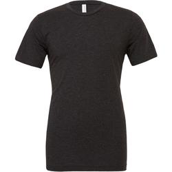 Kleidung Herren T-Shirts Bella + Canvas CA3413 Anthrazit Triblend