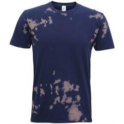 Kleidung T-Shirts Colortone TD09M Marineblau
