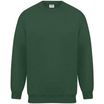 Kleidung Herren Sweatshirts Absolute Apparel Magnum Flaschengrün