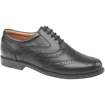 Schuhe Herren Richelieu Amblers Liverpool Schwarz