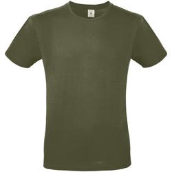 Kleidung Herren T-Shirts B And C TU01T Urbanes Khaki