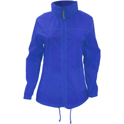 Kleidung Damen Windjacken B And C JW902 Royalblau