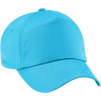 Accessoires Schirmmütze Beechfield BC010 Surf Blau