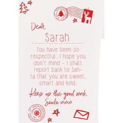 Kleidung Kinder T-Shirts Christmas Shop CS145 Weiß