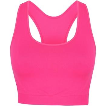 Kleidung Damen Sport BHs Skinni Fit SK235 Neon Pink