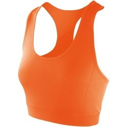 Kleidung Damen Sport BHs Spiro S282F Tangerine