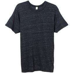 Kleidung Herren T-Shirts Alternative Apparel AT001 Eco-Schwarz