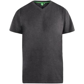 Kleidung Herren T-Shirts Duke  Graphit meliert