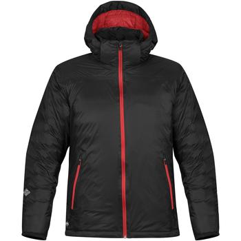 Kleidung Herren Daunenjacken Stormtech Black Ice Schwarz/Rot