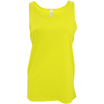 Kleidung Damen Tops Bella + Canvas CA3480 Neongelb