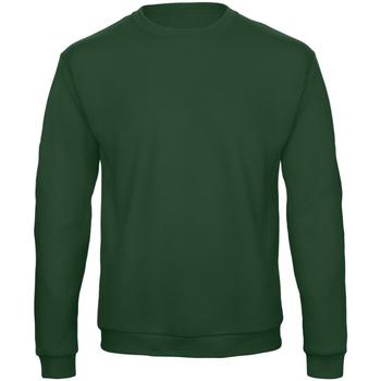 Kleidung Sweatshirts B And C ID. 202 Flaschengrün