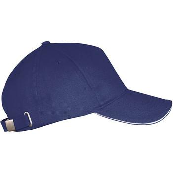 Accessoires Schirmmütze Sols Beach Marineblau/Weiß