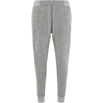 Kleidung Jogginghosen Comfy Co CC030 Grau meliert