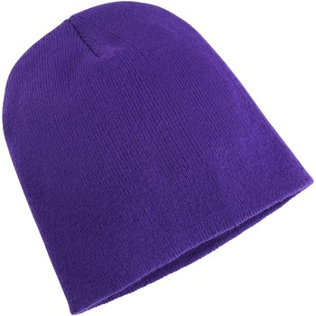 Accessoires Mütze Yupoong YP012 Violett