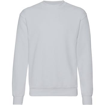 Kleidung Herren Sweatshirts Fruit Of The Loom 62202 Grau
