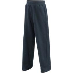 Kleidung Kinder Jogginghosen Awdis JH71J Neues Marineblau